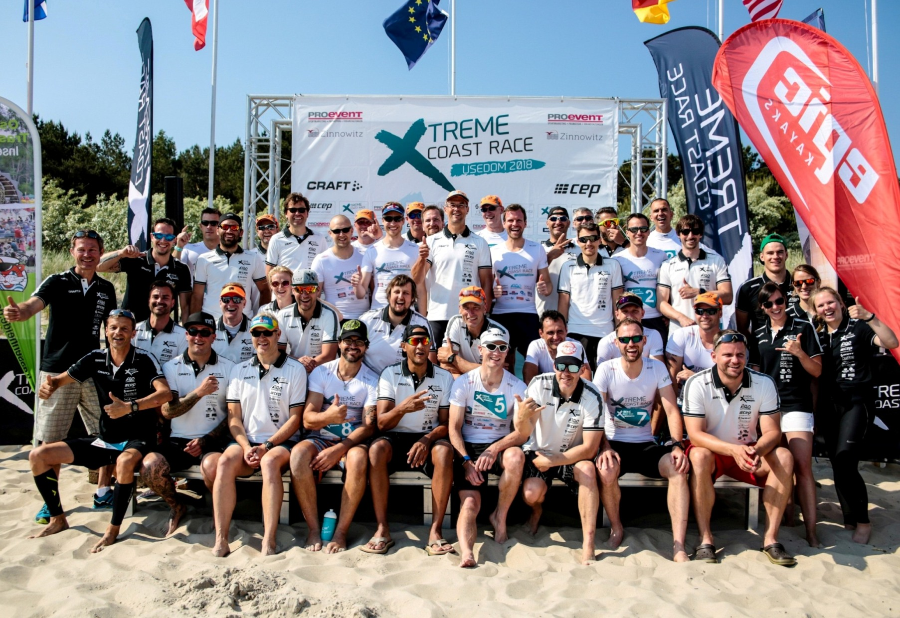 Team Xtreme Coast Race neu